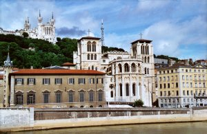 Lyon : Basilique de Fourvière Lyo_fou2
