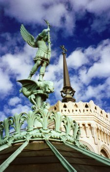 Lyon : Basilique de Fourvière Lyo_fou3