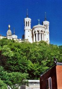 Lyon : Basilique de Fourvière Lyo_fou4