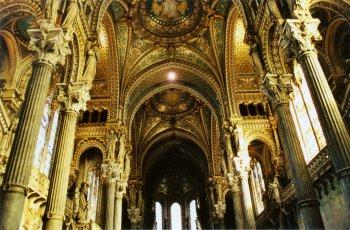 Lyon : Basilique de Fourvière Lyo_fou5