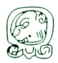 OC mayan glyph